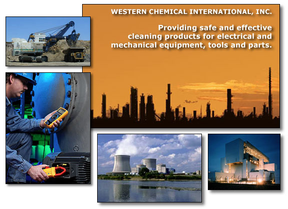Providing safe and effective cleaning products for electrical and mechanical equipment, tool, and parts.